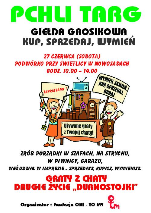 plakat pchli targ_mały